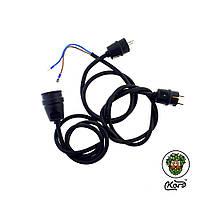 Комплект электро подключения для тэна и регулятора мощности.