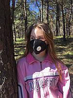 Противовирусная защитная маска-респиратор FFP2 KN95