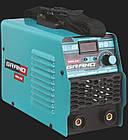 Сварочный аппарат Grand ММА-340 (340 А, дисплей). Сварочный аппарат Гранд, фото 4