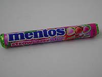 Конфеты жевательные Mentos клубничный микс 37.5 г