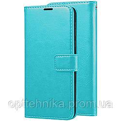 Чехол (книжка) Wallet Glossy с визитницей для Samsung Galaxy A40 (A405F)
