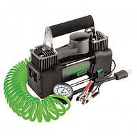Компрессор автомобильный URAGAN 90170(УРАГАН) насос электрический