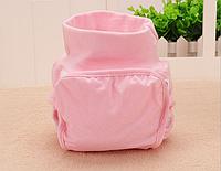 Багаторазовий підгузник з додатковим захистом навколо ніжок, фото 1