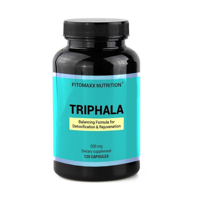 ТРИФАЛА  120 капсул (TRIPHALA)