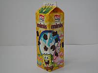 Печенье Arluy Minis губка боб 275 г