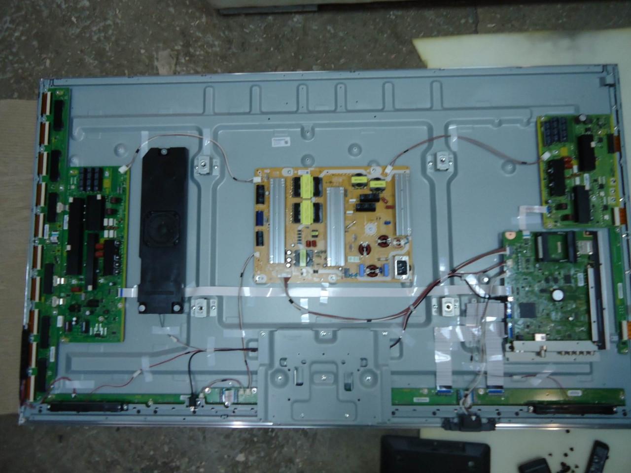 Запчасти к телевизору Panasonic TX-PR55ST60 (TNPA5765, TNPA5717, TNPA5855, 8017-01620P, N5HBZ0000101)