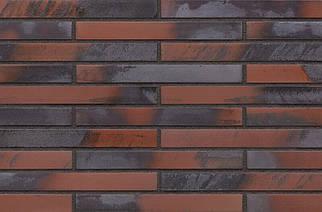 Клинкерная плитка KING KLINKER серии KING SIZE Лонг формата 490х52х14, LF01 Castle forge
