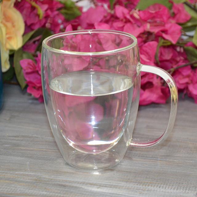 Чашка с двойной стенкой (фото)