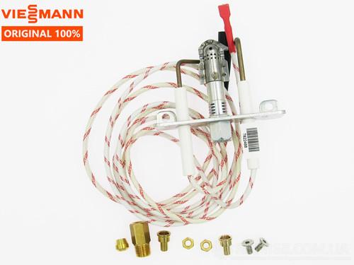 Растопочная горелка Viessmann Vitogas 050 GS0, GS0A 72-140 кВт. - 7822488