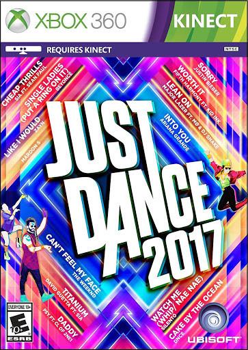 Игра для игровой консоли Xbox 360, Just Dance 2017