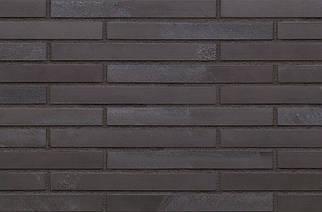 Клинкерная плитка KING KLINKER серии KING SIZE Лонг формата 490х52х14, LF05 Black heart