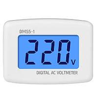 Цифровой вольтметр DM55-1, фото 1