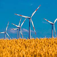 Частка зелених потужностей в енергосистемі України зросла до 8%