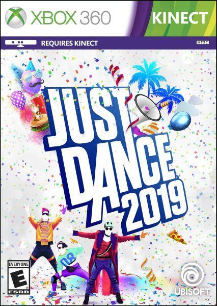 Игра для игровой консоли Xbox 360, Just Dance 2019