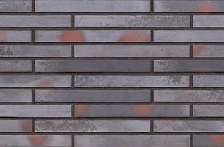 Клинкерная плитка KING KLINKER серии KING SIZE Лонг формата 490х52х14, LF06 Argon wall