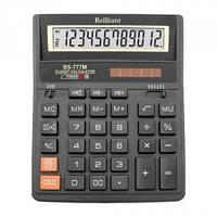 "Калькулятор ""Brilliant"" BS-777 M 12р"