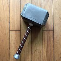 Легендарный молот Тора. Точная копия 1:1 - Мьёльнир Резиновый молот