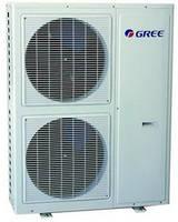 Компрессорно-конденсаторный блок б/у, модель: GREE GUHN42NM3AO. Кондиционер б/у Gree 120 м²