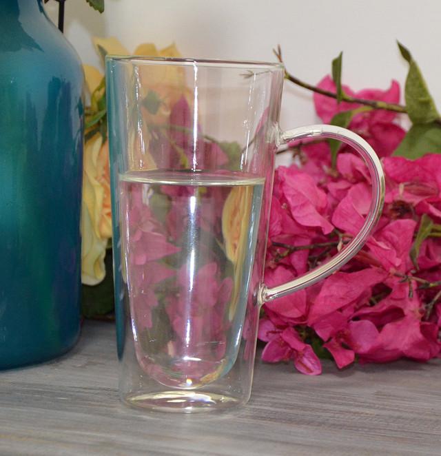 """Чашка с двойными стенками """"Кратор"""" (фото)"""