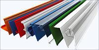 Ценникодержатель стеллажный HL Display DBR зеленый с клеевой основой, держатели для ценников 1315*58мм б/у