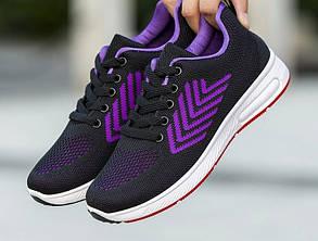 Стильні жіночі кросівки, фото 2