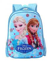 Рюкзак Холодное сердце, школьная сумка для девочек, рюкзак для школы, рюкзак Frozen 38x26x14 см