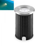 Подводный светильник для бассейнов 1Вт 12В SP2812 IP68 2700K