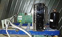 Холодильный агрегатор с компрессором Bitzer 4CC-6.2Y-40S и вентилятором Weiguang YWF4D-630-S