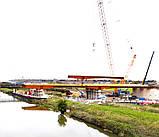 Строительство моста в Линкольншире / Англия, фото 2