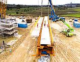 Строительство моста в Линкольншире / Англия, фото 5