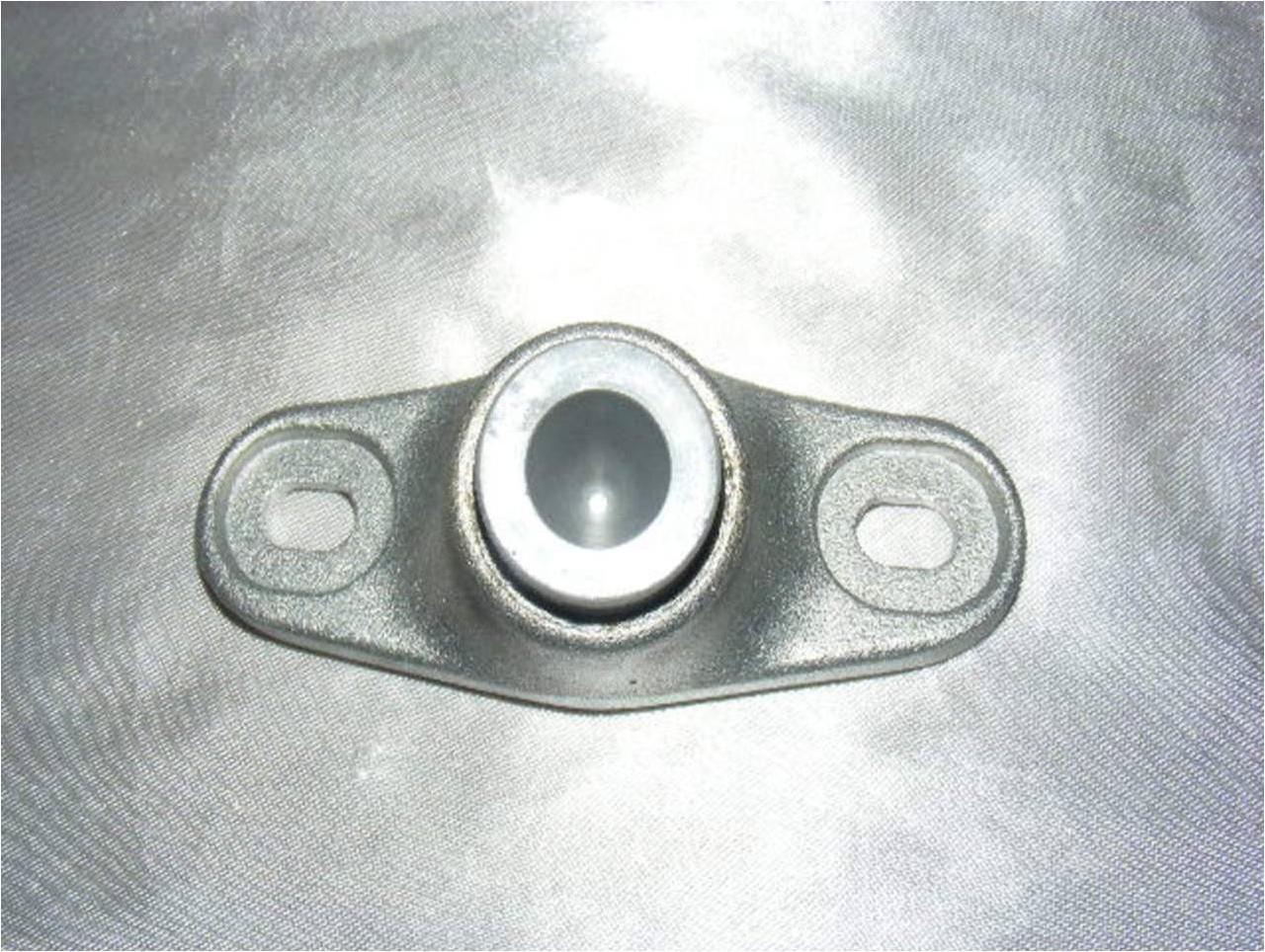 Заглушка стойки сдвижной двери нижняя Opel Combo 2009 -, Арт. 51830078, 2060106, FIAT