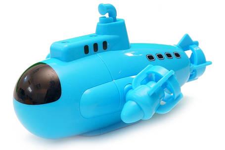 Подводная лодка на радиоуправлении GWT 3255 (синий), фото 2