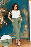 Модные женские брюки,размеры:48-50,52-54,56-58., фото 4