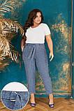 Модные женские брюки,размеры:48-50,52-54,56-58., фото 5