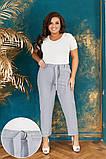 Модные женские брюки,размеры:48-50,52-54,56-58., фото 6