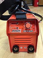 Сварочный инвертор DUGA DIY-240