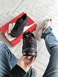 Мужские кроссовки Nike Air Max 97 в стиле найк аир макс черные (Реплика ААА+), фото 6