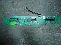 Инвертор INV40T12A, SST400_12A01 для телевизора Samsung LE40D551, фото 1