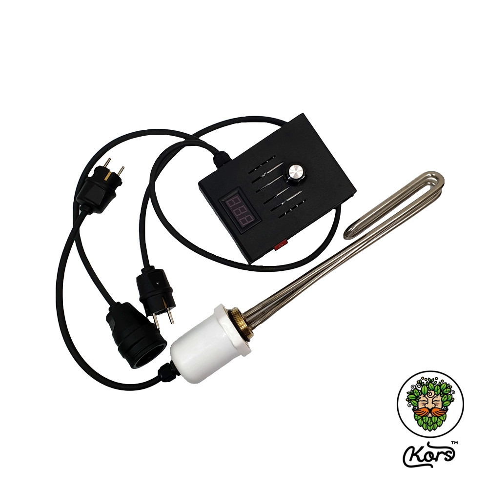 Регулятор мощности нагрева 5 кВт, тэн 3 кВт.