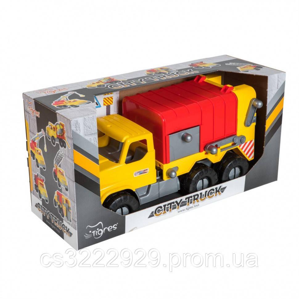 Детский Мусоровоз City Truck 39369