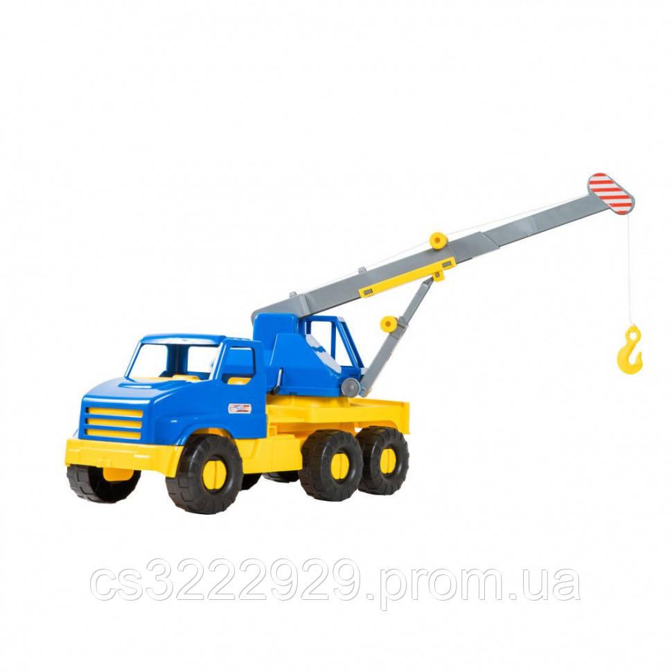 Автокран Tigres City Truck 39396