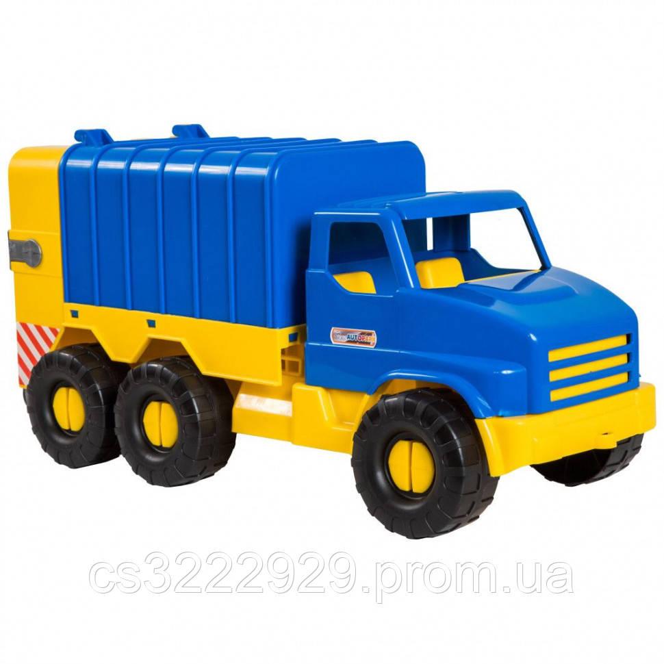 Детский Мусоровоз Tigres City Truck 39399