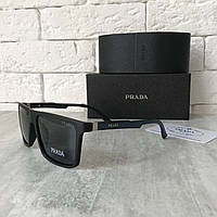 Солнцезащитные очки PRADA P1238 черно-синий