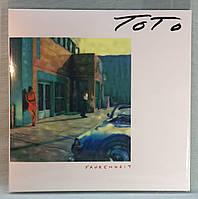 CD диск Toto - Fahrenheit