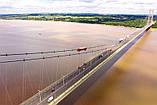 Реконструкция моста Хамбер / Англия, фото 2