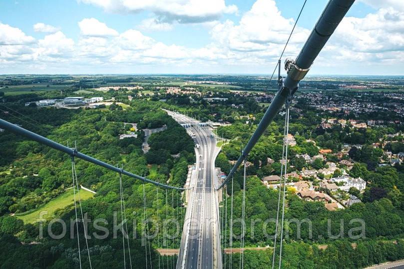Реконструкция моста Хамбер / Англия