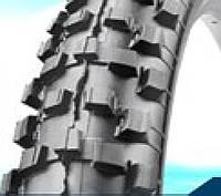 Покрышка, Велошина, Велосипедная шина, Велопокрышка 26 * 2,35 (R-4114) RALSON (Индия) (#RSN)