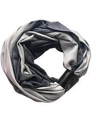 """Кашеміровий шарф""""Мілан """", шарф снуд, шарф бактус, зимовий жіночий шарф, великий жіночий шарф"""