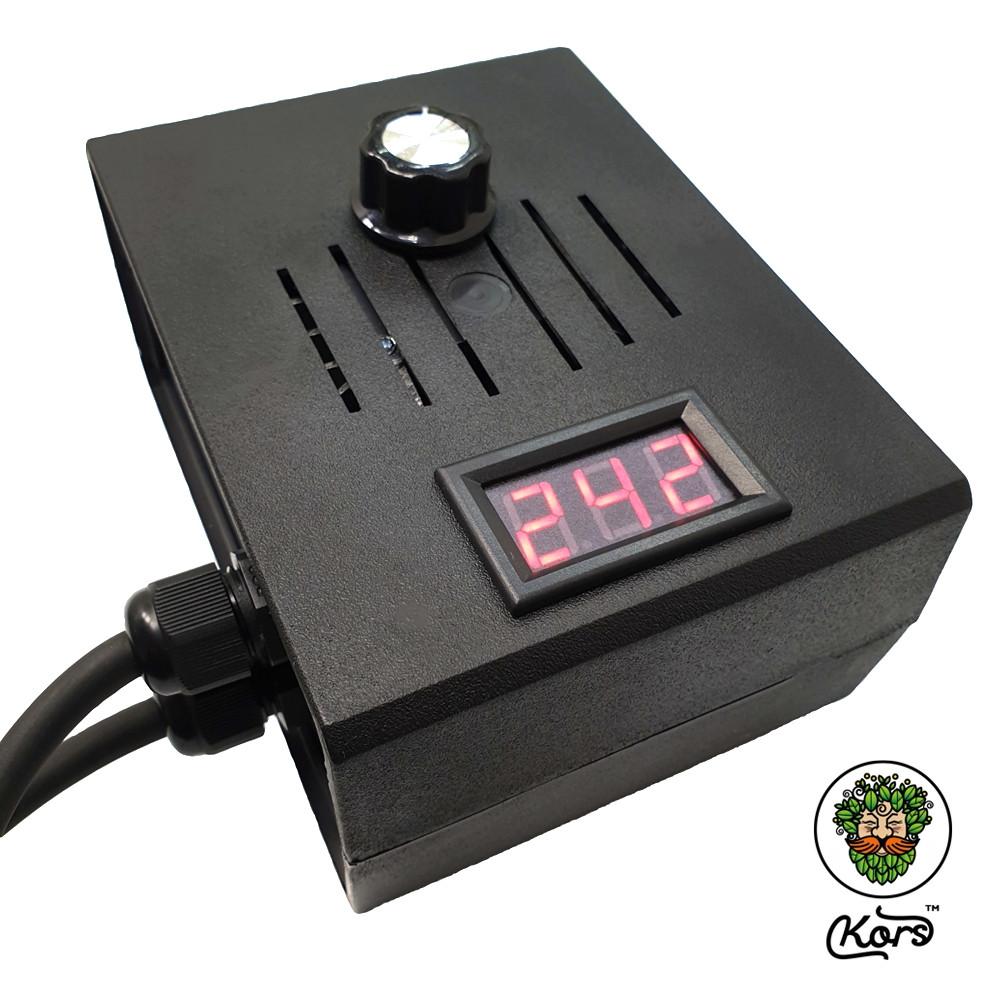 Регулятор мощности нагрева 5 кВт.