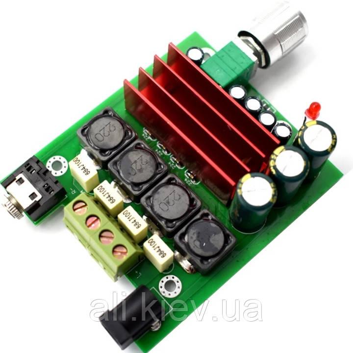 Усилитель мощности на TPA3116 стерео 2х50 Вт